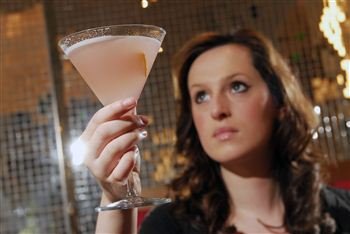 Kati Swinton enjoys a taste of The Bradshaw