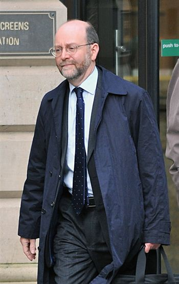 Dr Colin Ramsay