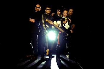 The Rezillos 2008