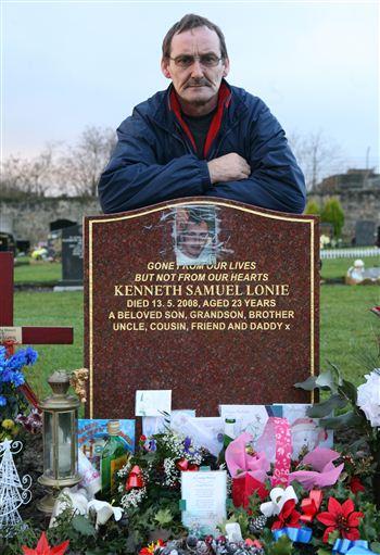 gravestone theft