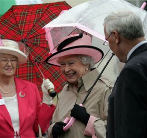 Queen at Haig Garden- Scottish Football news