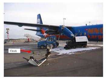 Edinburgh Airport Crash