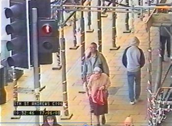 Mary Ferns - CCTV Image