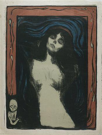 Madonna © Hunterian Museum and Art Gallery, University of Glasgow.