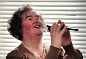 Blackburn's Got Talent: Susan