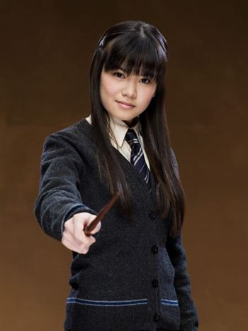 02 Harry Potter uniform Cho Chang