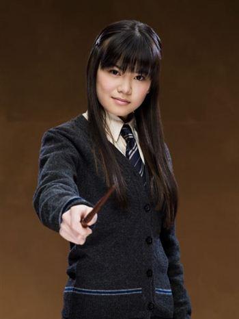02 Harry Potter uniform Cho Chang