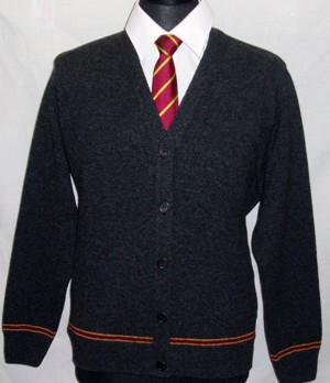 04 Harry Potter uniform Gryffindor
