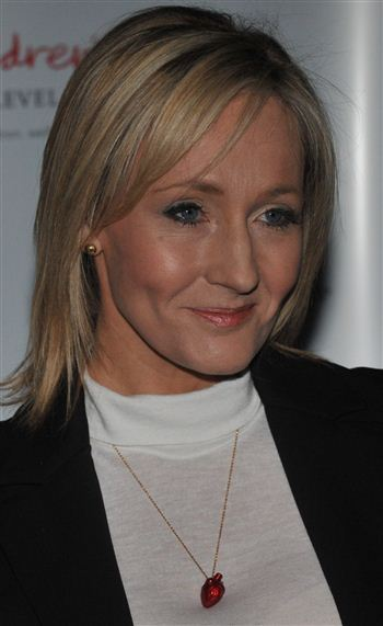 MAGIC: JK Rowling backs Gordon Brown