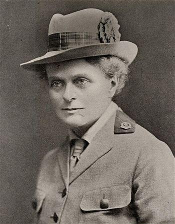 Dr Elsie Inglis
