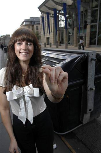 05 bin ring found Lucy Morgan