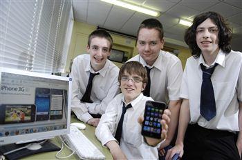 Portobello Schoolboy Geniuses