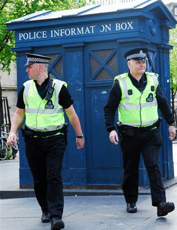 Police boxes 26
