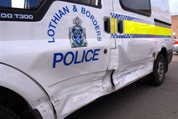 Police Van 6