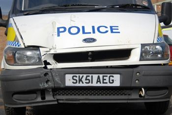 Police Van 9