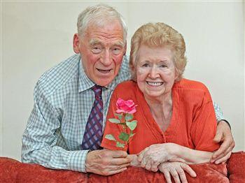 Ray Smith and Kathleen Kelly