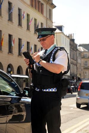 Traffic Cop Camera 2