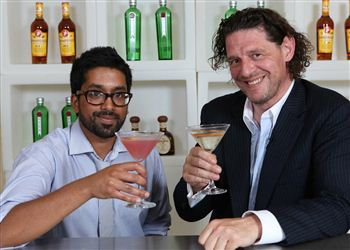 01 Ryan Chetiyawardana and Marco Pierre White