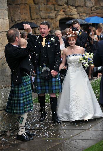John Smeaton's Wedding