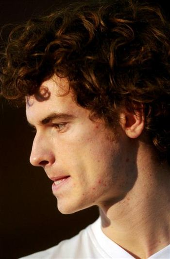 andy murray. ANDY Murray has revealed that