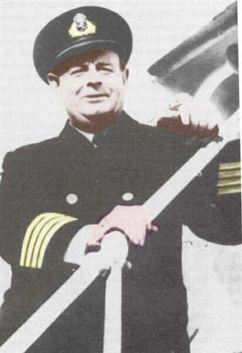 Captain Rudolph Sharp