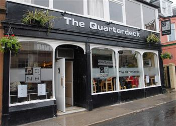 CLUES: Quarterdeck Pub in North Berwick