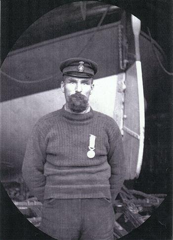 Walter Fairbairn - RNLI Dunbar