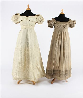 19th Century Wedding Dresses