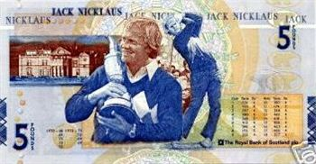 Nicklaus fiver