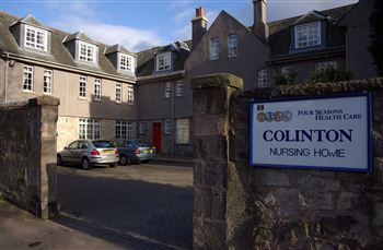 care home in Edinburgh