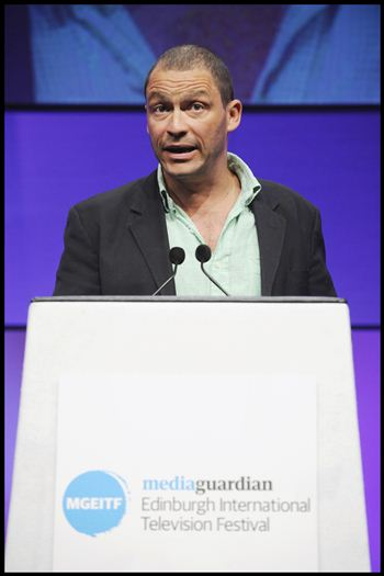 Dominic West at Channel of the Year Awards - MGEITF 2009