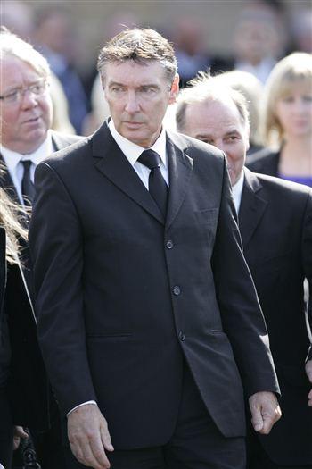 Brian McLaughlin Funeral