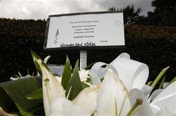 Isabella Purves Floral Tribute