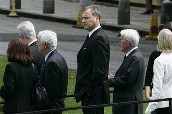 Steve Hamilton Funeral