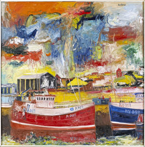 Macduff Harbour - The Homecoming