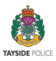 Tayside Police Logo