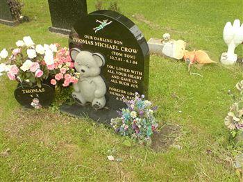 Thomas Crow Grave
