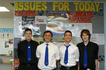 Alness Academy Pupils