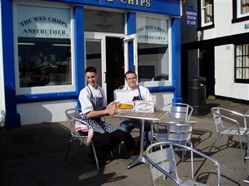 The Wee Chippy - Anstruther, Fife