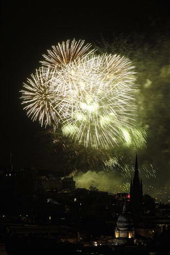 RBS Fireworks