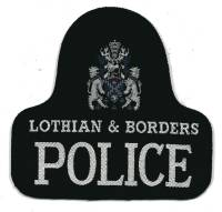 LOTHIAN & BORDERS POLICE patch