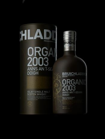 First organic Islay whisky