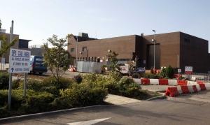 saughton prison exterior