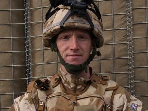 Corporal Tam Mason