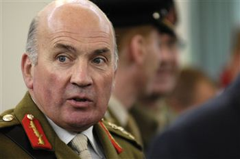UNDER FIRE: General Sir Richard Dannatt