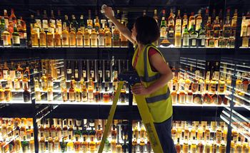 Scotland is more famous for its Scotch Whisky than brandy