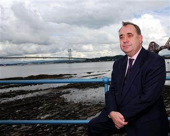 Bridge memorial - Salmond
