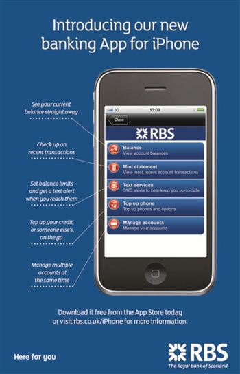 RBS IPHONE APP DPPA