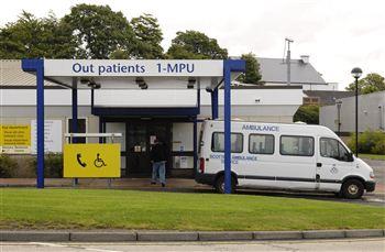 St John's Hospital - Livingston