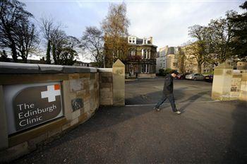 Edinburgh Clinic legal battle